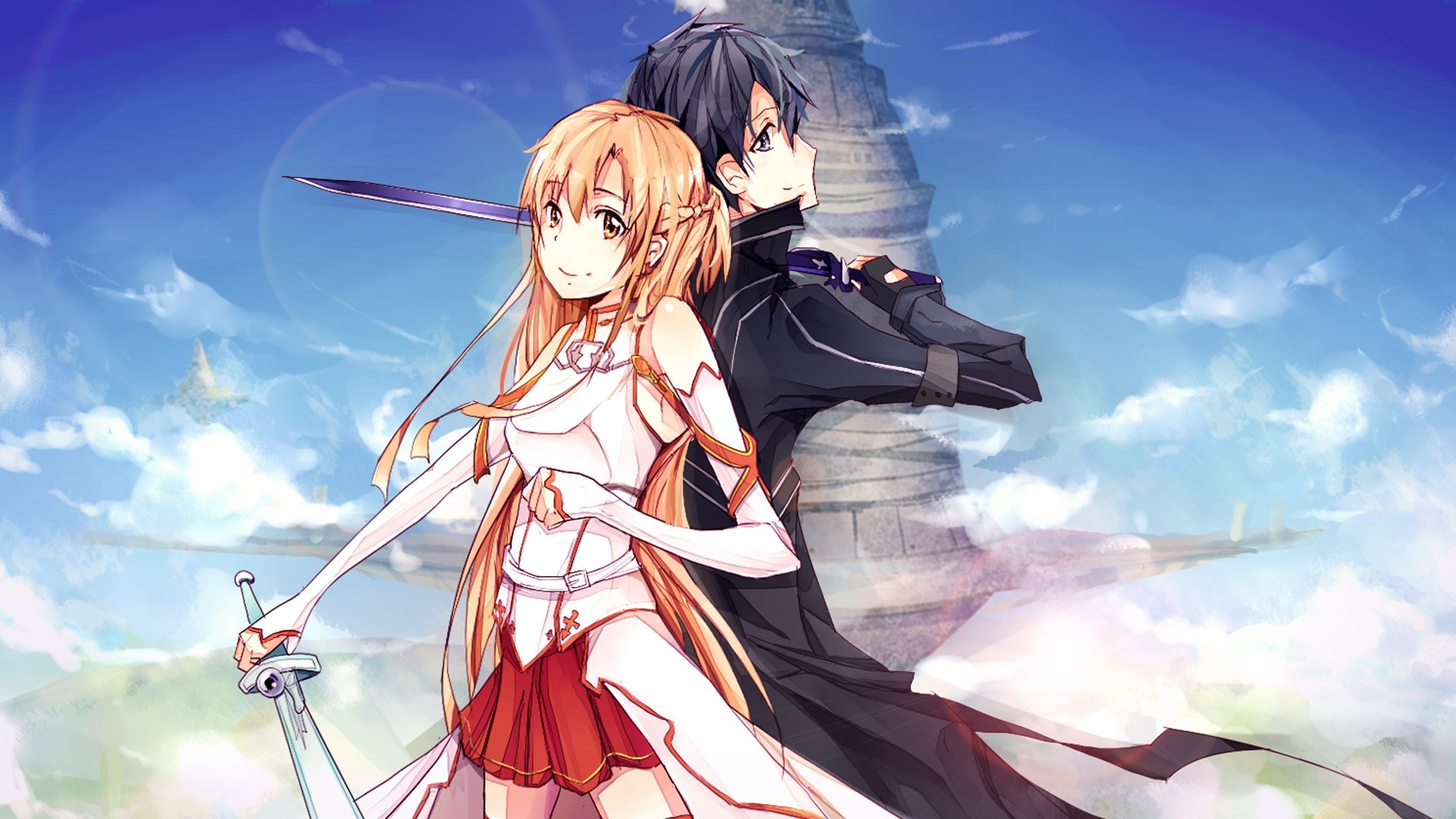 1920x1080 Sword Art Online Fans Images HD Wallpaper And Background Photos
