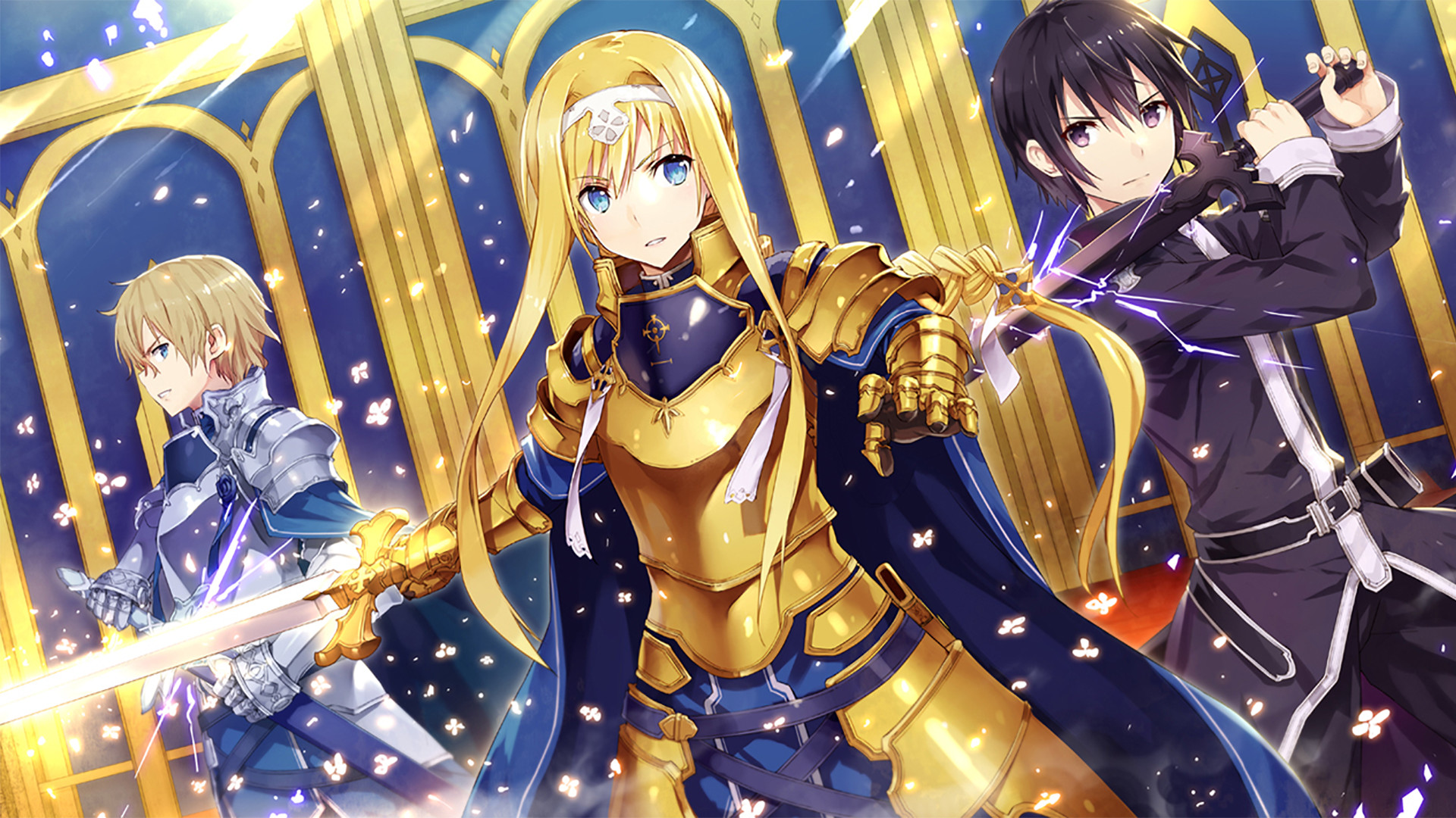 1920x1080 Eugeo Sword Art Online A HD Wallpaper