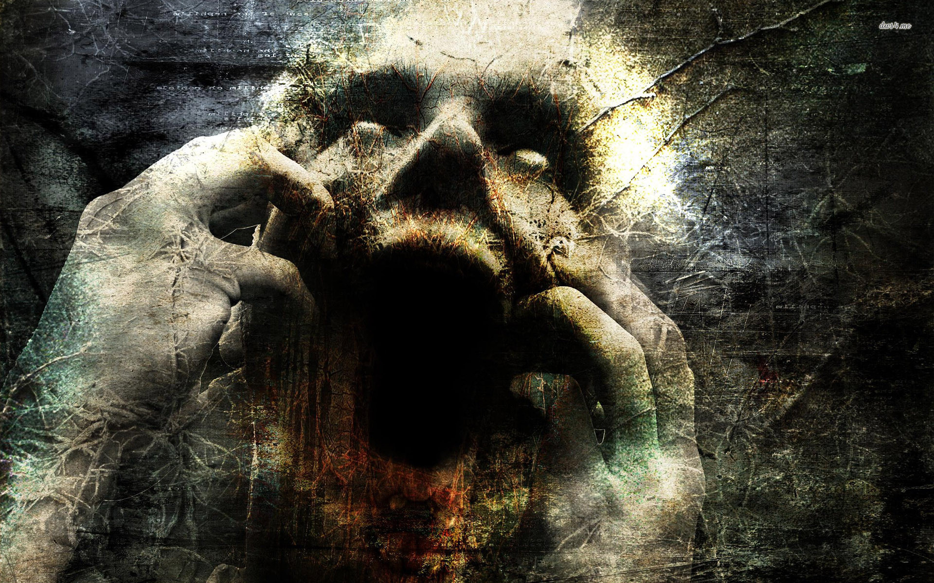 Die 50+ Besten Psycho Horror HD Wallpapers