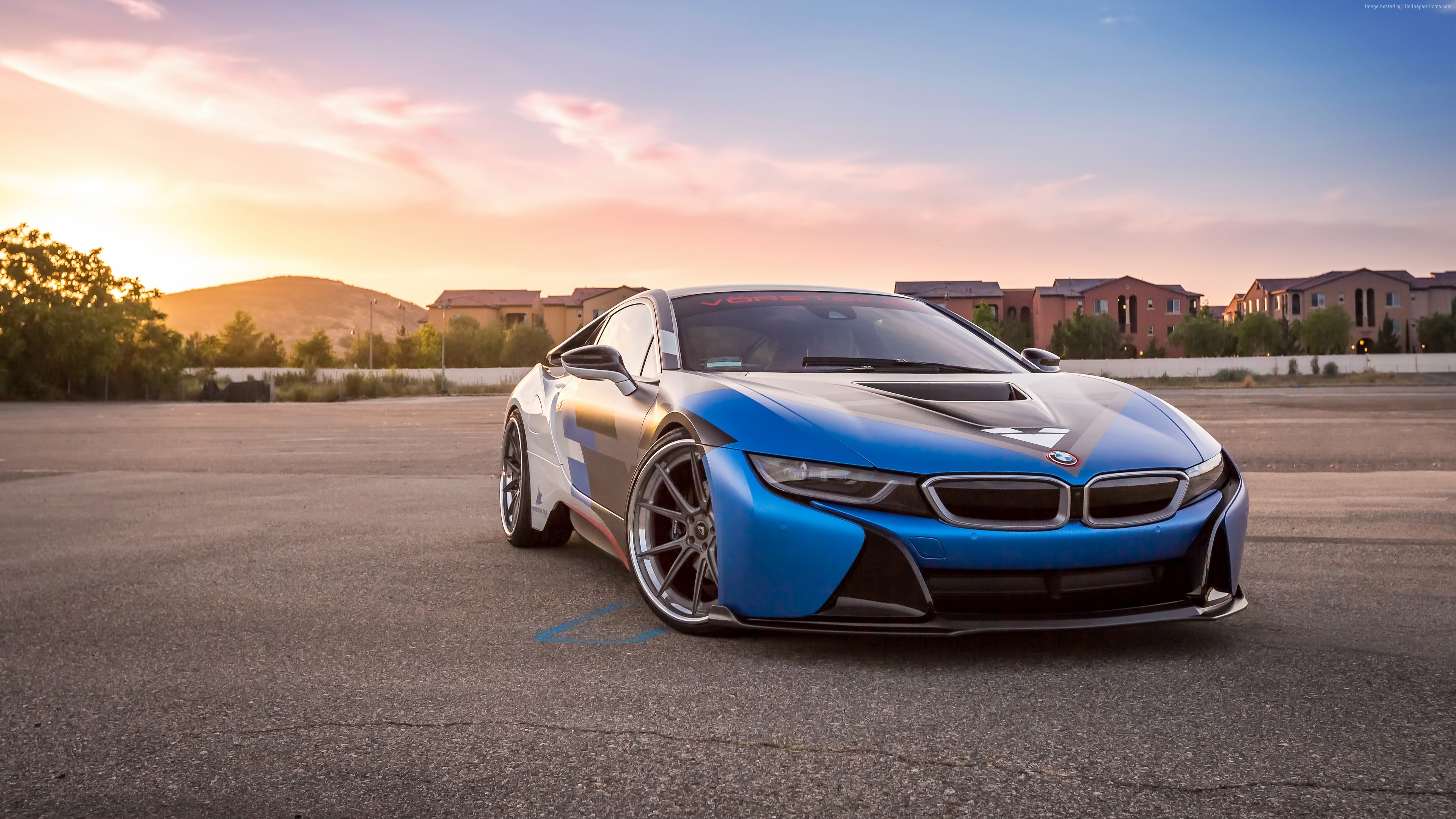 Bmw I8 Pink 2019 2020 Top Upcoming Cars