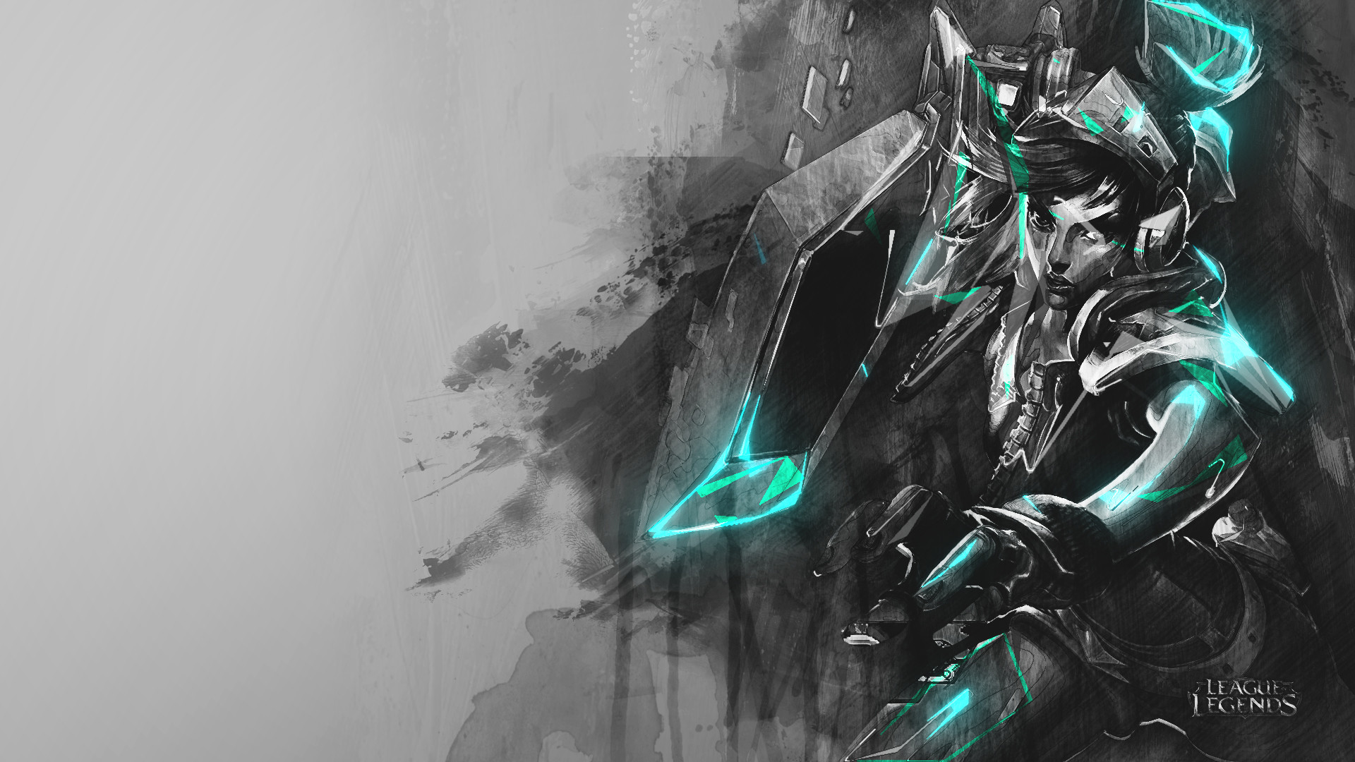 Free Battle Bunny Riven Wallpaper 1920x1080
