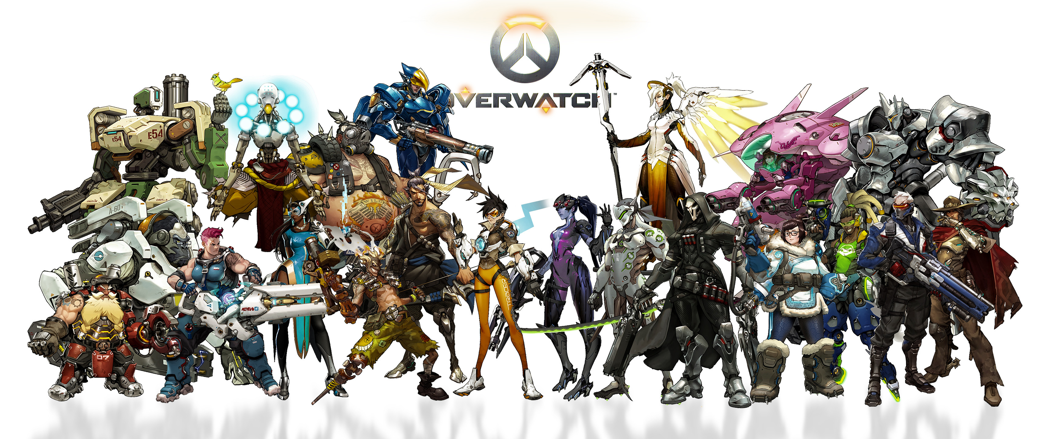 Die 78 Besten Overwatch Wallpapers
