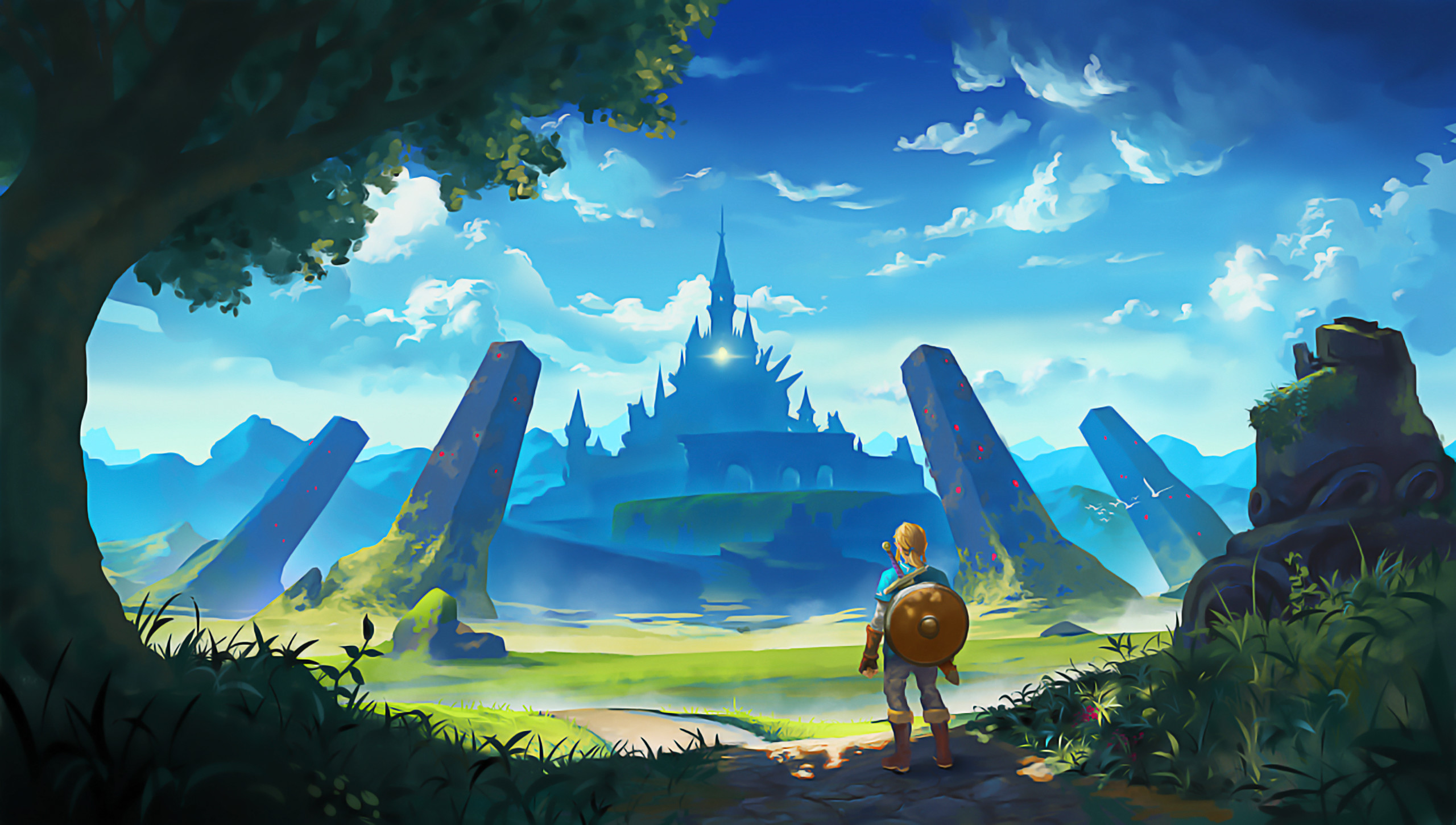 Die 80 Besten The Legend Of Zelda Wallpapers