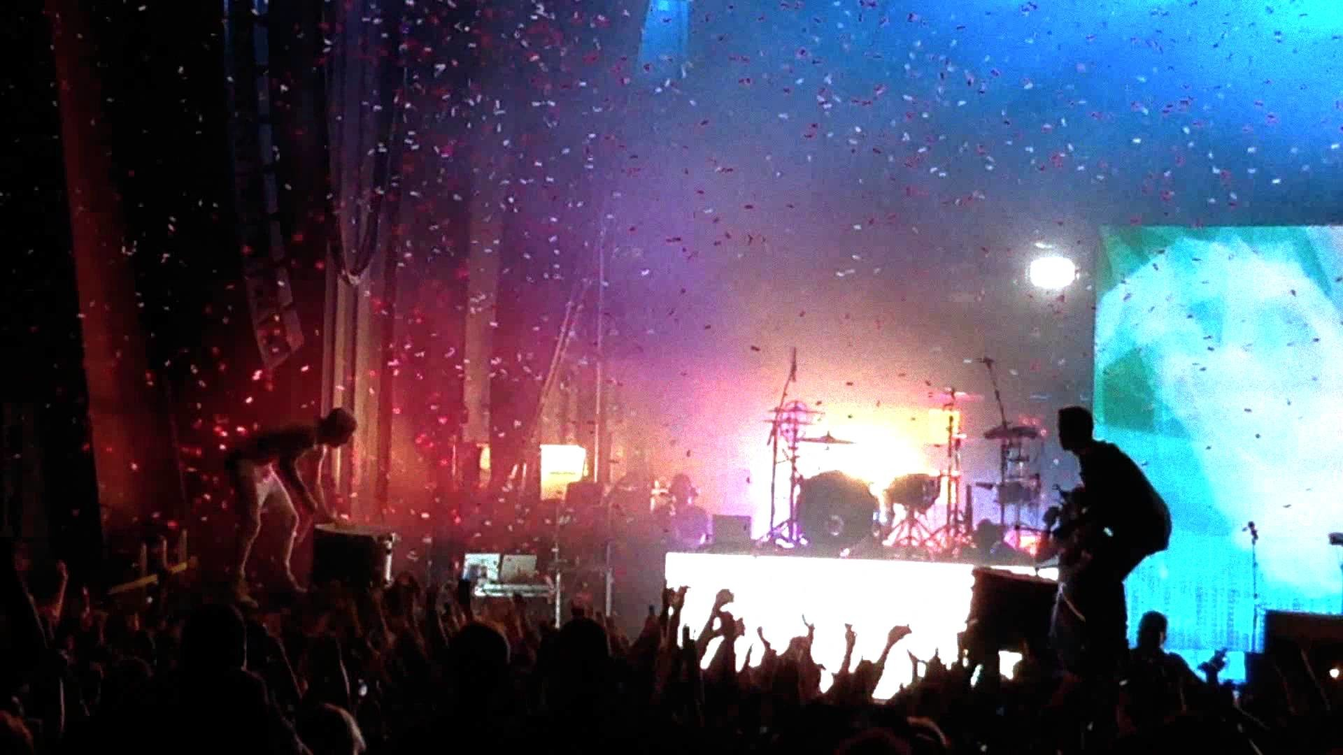 1920x1080 Twenty One Pilots Concert Photography