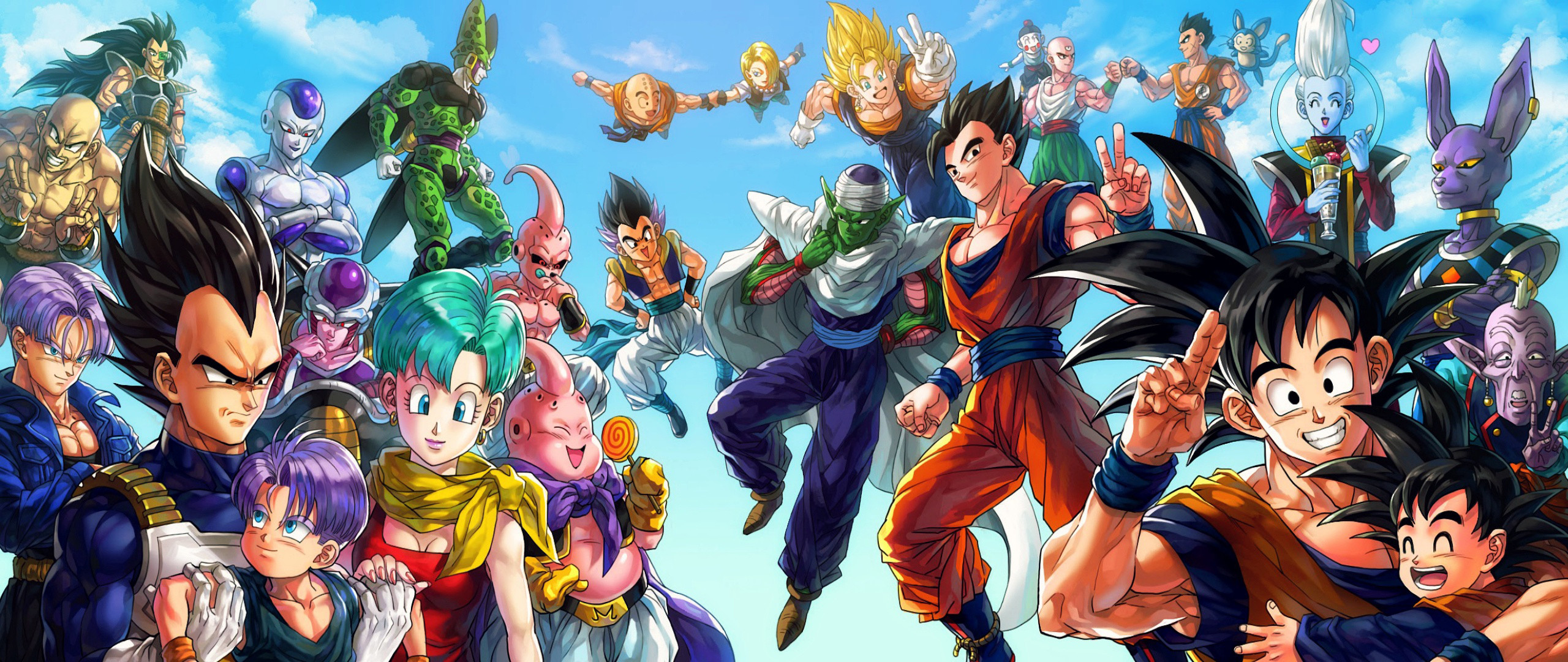 Die 72 Besten Dragon Ball Wallpapers
