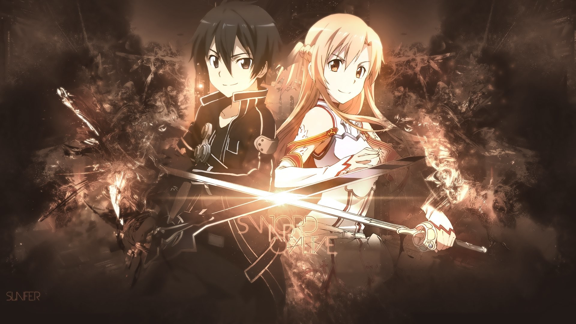 Die 82 Besten Sword Art Online Wallpapers