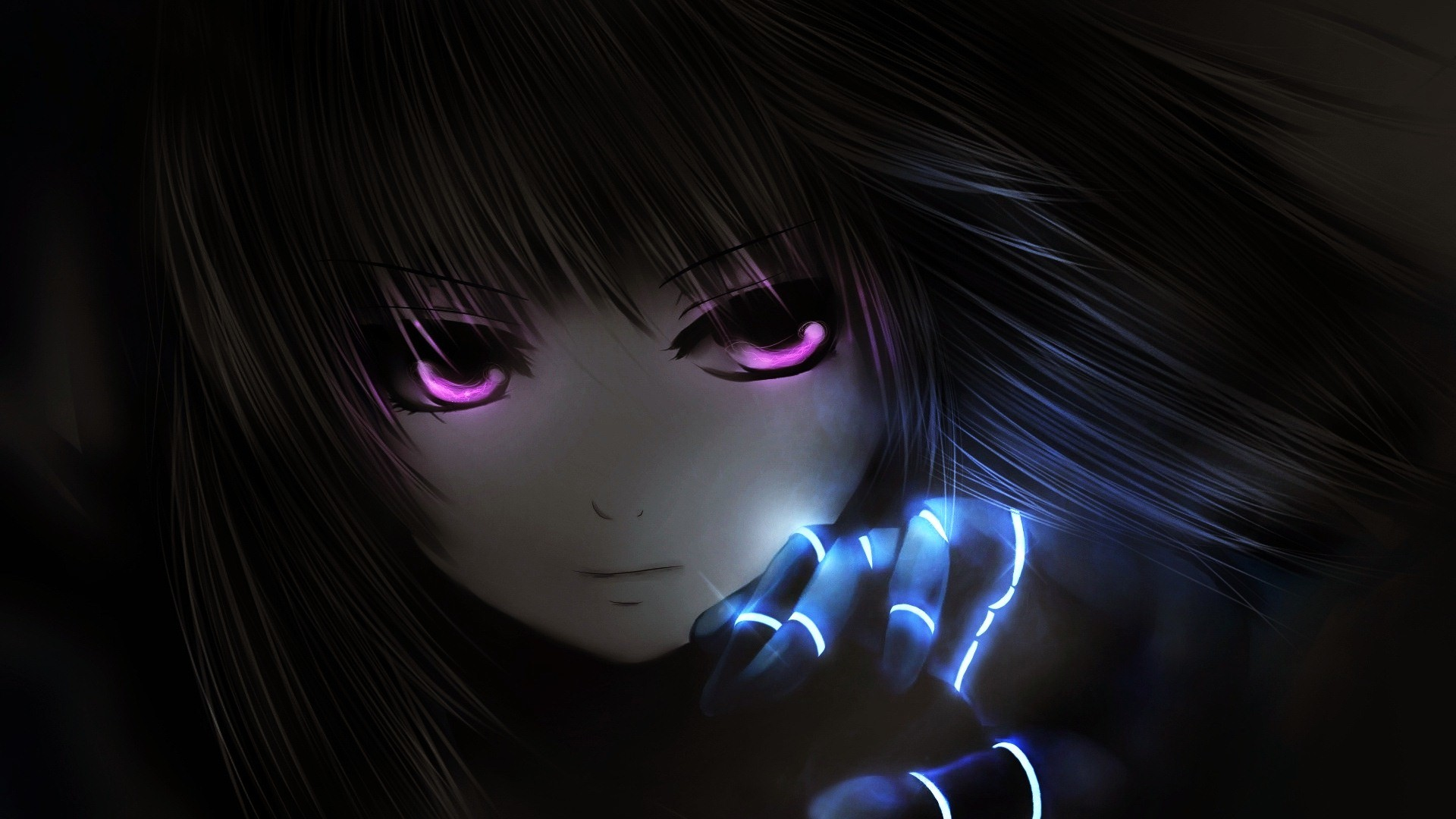 Die 65+ Besten Dark Anime Wallpapers