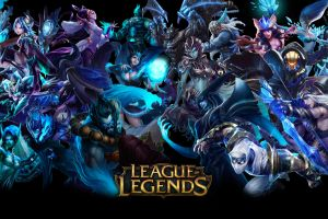 League of Legends Hintergrundbilder