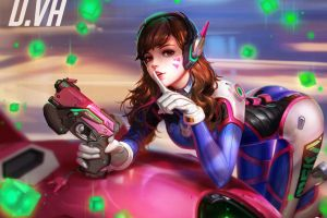 D.VA Wallpapers